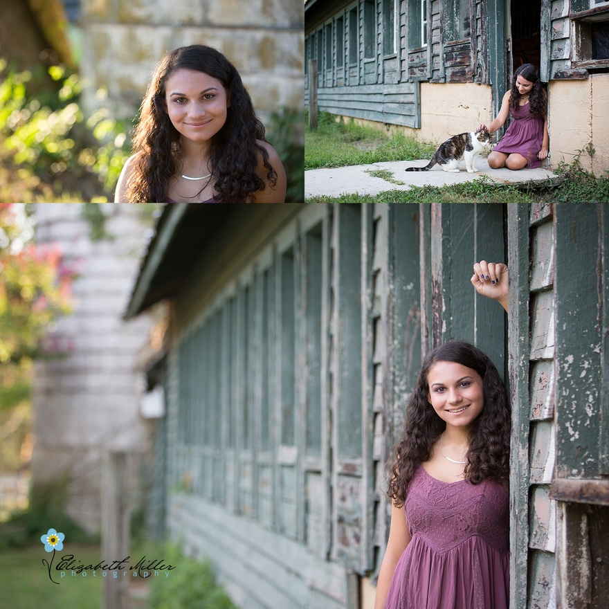 Richmond VA High School Senior Photography